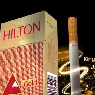 Hilton Kings Cigarretes